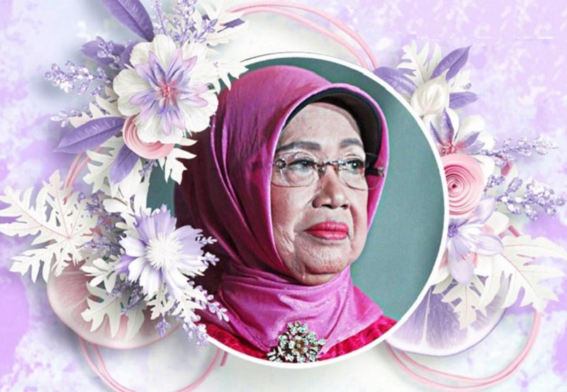 Segenap Pimpinan dan Pegawai Kementerian PUPR Turut Berbelasungkawa atas Wafatnya Ibu Sudjiatmi Notomiharjo, Ibunda Presiden RI Bapak Joko Widodo