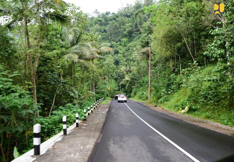 Jalur Pantai Selatan Jawa Tengah dan Yogyakarta Sudah Tersambung Sepanjang 218,86 km