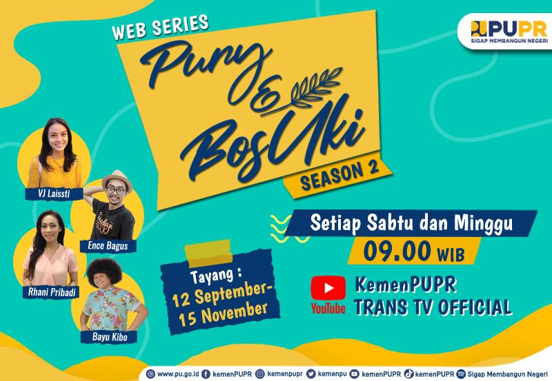 Web Series Pury & Bosuki