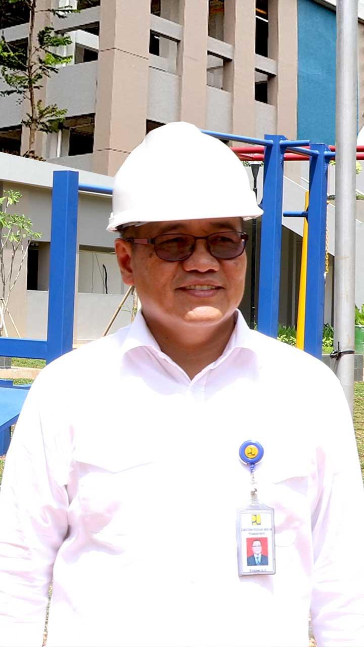 Dr. Ir. Mochamad Basoeki Hadimoeljono, M.Sc., Ph.D.