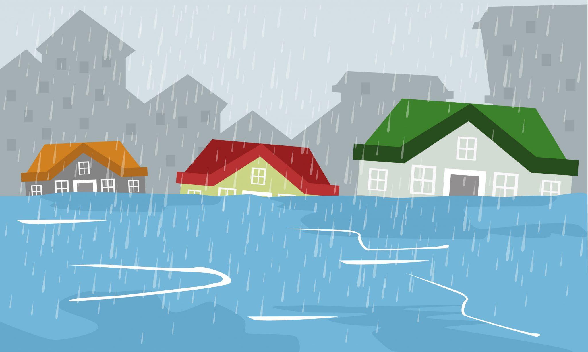 Banjir Pekalongan Capai 80 Sentimeter, Ribuan Rumah Terendam