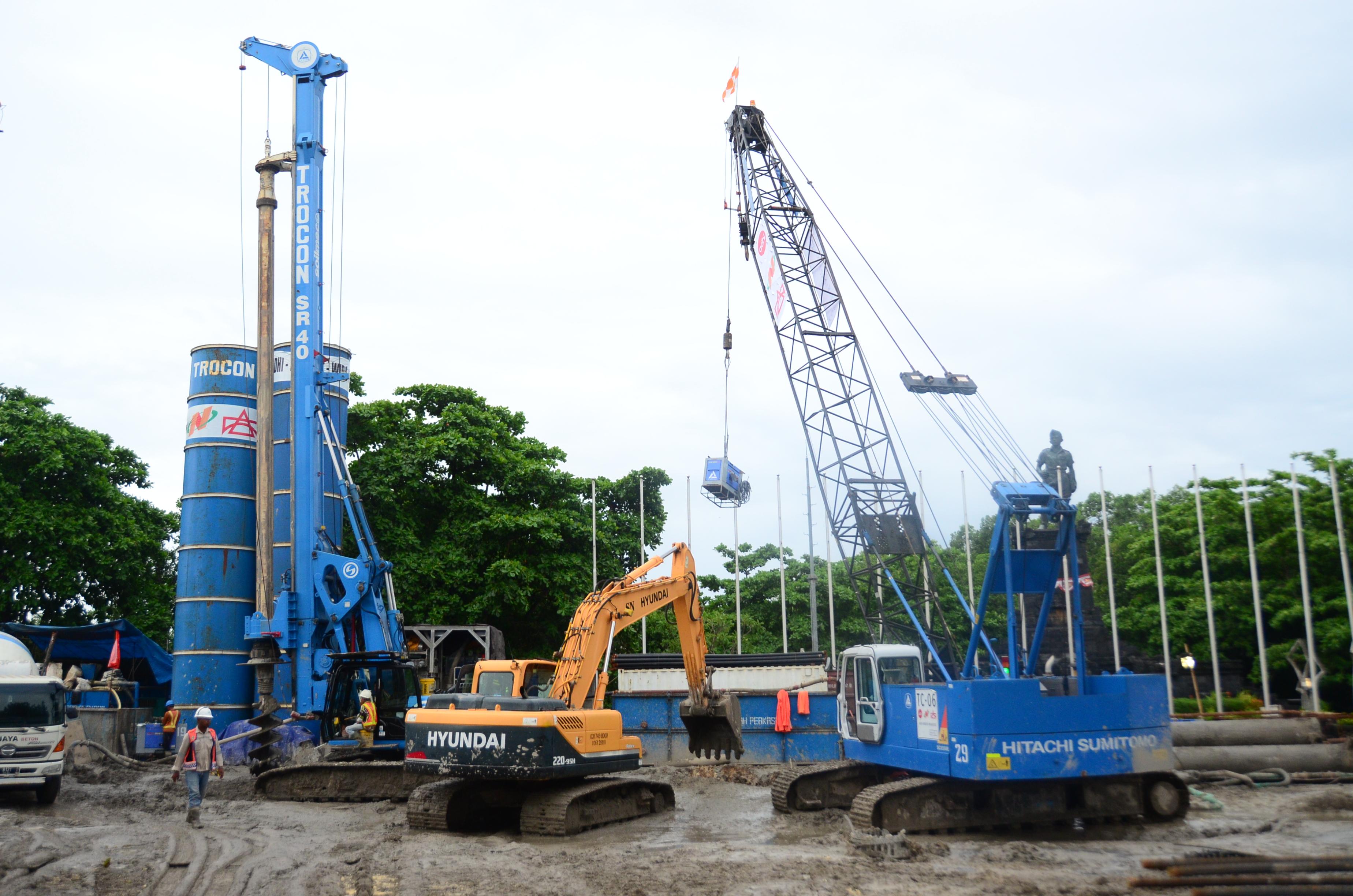 Pembangunan Fasilitas Karantina Covid-19